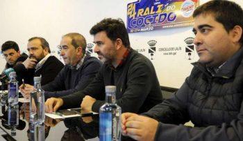 El primer Rali do Cocido CERA tendrá un recorrido compacto de 150 kilómetros