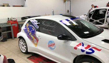 El Rallye do Cocido también presente en el Serras de Fafe