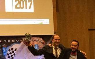 Lalín-Deza recibe el título autonómico durante la gala anual de la federación