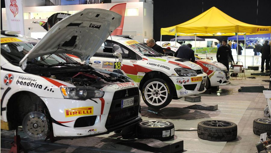 Rali do Cocido de Lalín, primera prueba del campeonato de España de ralis de asfalto