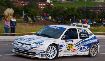 El Rallye do Cocido con apartado Legend
